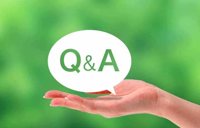 交際クラブでよくある質問Q&A